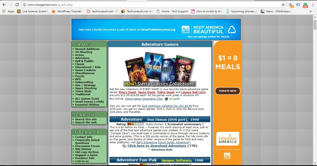 Top 5 sites to play MS-DOS games online — Tech Support