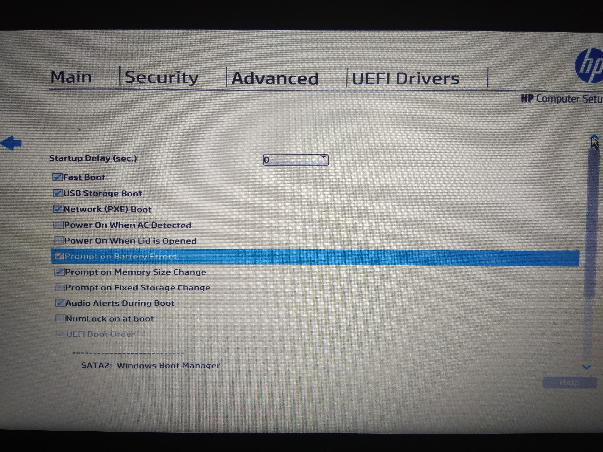 hp 840 g4 tpm firmware update
