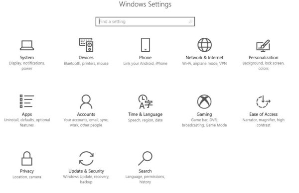 Opening windows update-Computer not shutting down completely
