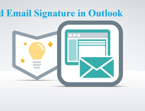 How to Add Email Signature in Outlook?